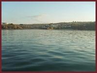 aberporth coast from sea