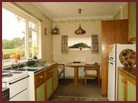 Barn Cottage - Kitchen
