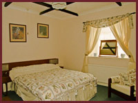 Barn Cottage - Main Bedroom