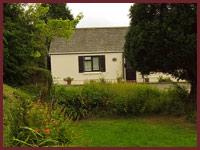 Milkmaid Cottage from little garden