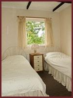 Barn Cottage - Second Bedroom